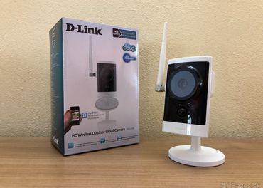 D-Link Wi-Fi IP HD kamera DCS-2332L - vonkajšia deň/noc