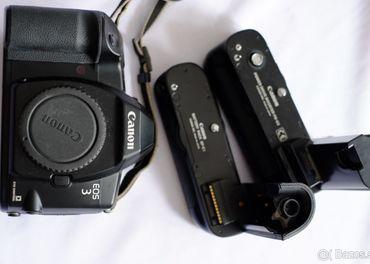 Canon EOS 3 s boostrom
