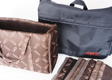 Univerzálna taška cez plece.