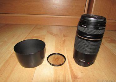 Canon EF 75 - 300 mm F4,0 - 5,6 USM II