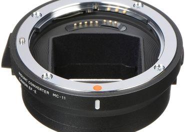 SIGMA MC-11 Canon EF-E