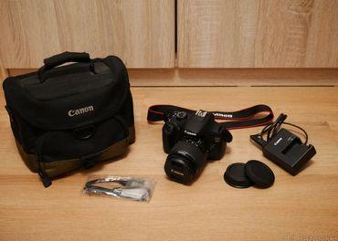 Predám Canon 1200D s príslušenstvom
