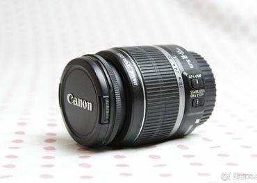 Predám objektív Canon...18 -55 mm