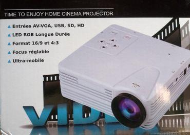 Led projektor full HD