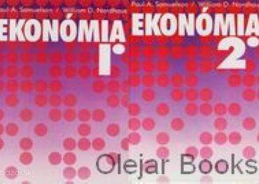 Nordhaus, William D.: Ekonómia 1 a 2