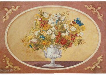 Nová samolepiaca freska CANDIS Fiori A004