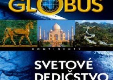 Kniha: Glóbus - Svetové dedičstvo - Ázia
