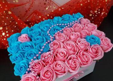 Mydlové rúže