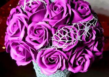 Mydlové rúže.