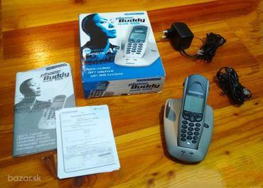 domáci prenosný telefón MICROCOM
