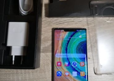 Huawei Mate 30 Pro Dual Sim 256GB Space Silver