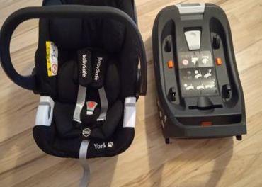 Detská autosedacka Baby Safe York 2019