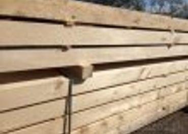 stavebné rezivo, strešné laty, hranoly, krovy