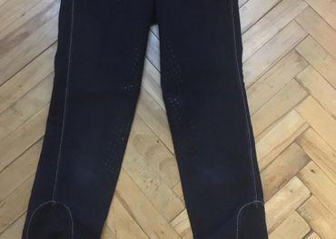 Jazdecke nohavice rajtky - detske Covalliero-velkost 146