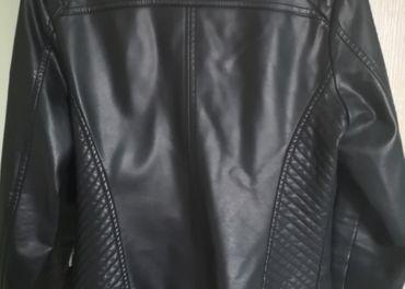 Kožená bunda Orsay