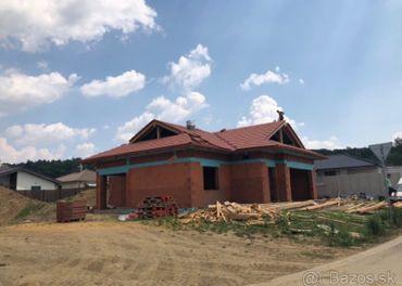 Stavba domu na klúč