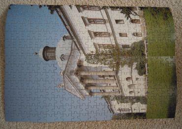 Predám puzzle Topoľčiansky zámok