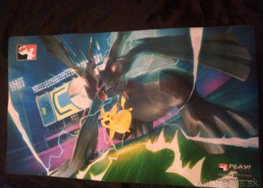 Pokémon podložka Pikachu & Zecrom