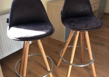 Barové kaviarenské stoličky - PREDÀM