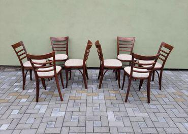 Elegantní jídelní stoličky TON 10ks