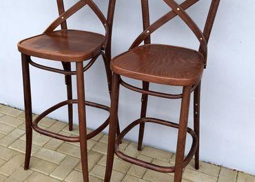 Barové stoličky TON 2ks