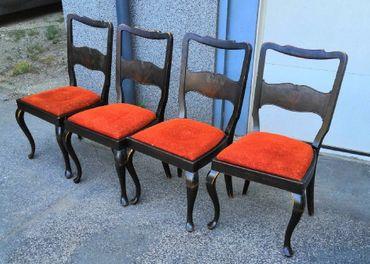 Stoličky Chip & Dale 1940