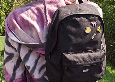 Sportovy ruksak Victoria's Secret PINK