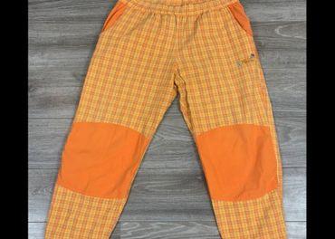 Salewa Mužské žlté nohavice turistická nohavice M