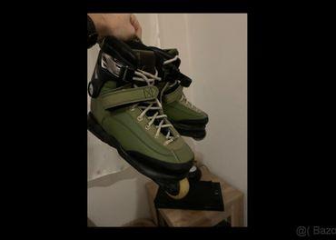 Predám korčule USD Carbon OLive  Limited Edition