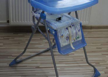 Jedálenská stolička pre deti CAM