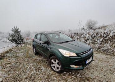 Ford Kuga 2.0 tdci - Diesel - Automat - 132 kW, 112.XXX km
