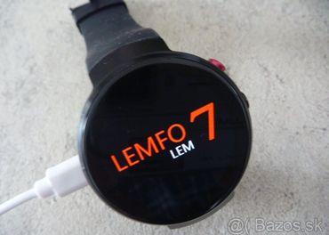 LEMFO LEM7 4G Smartwatch telefón _______ dobrý darček