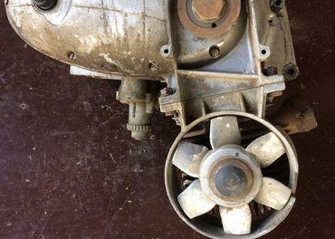 Predám MOTOR na ČZ 175 skúter s  dynamom a karburatorom