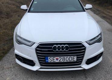 Audi A6avant 3.0TDI qwatro ,sline šport