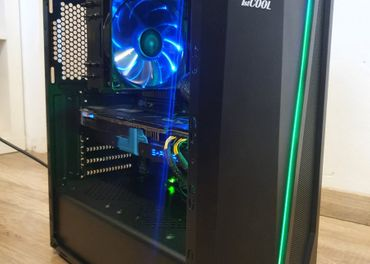 Herný počítač AMD, 8Gb, R9 280, SSD, Windows 10