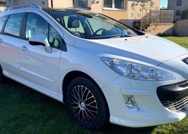 PEUGEOT 308 SW 1.6 HDi, 66KW a 90k