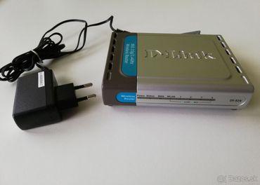 Wifi ruter D-link DI-524