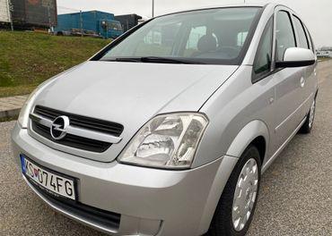 Opel Meriva 1,6  Benzín , r. 2006 , 140 000km