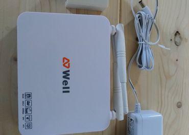 Predam ADSL router WELL DA300