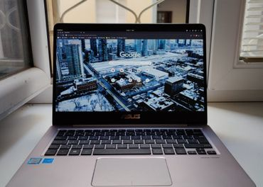 Predám notebook Asus UX410U