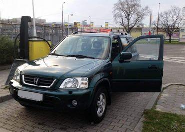 Honda CR-V 2000 2.0i ES, 125 000 km, 1. majiteľ