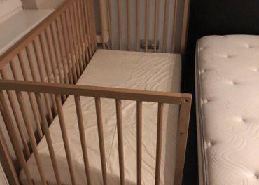 Predam detsku postielku z Ikei - Sniglar aj s matracom
