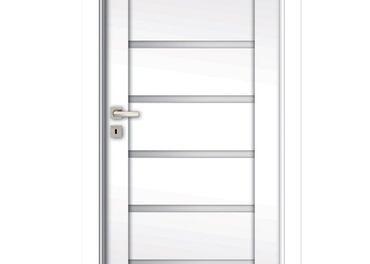 Interiérové zárubne biele - Porta system