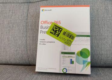 Predám licenciu na Office 365 Business Premium