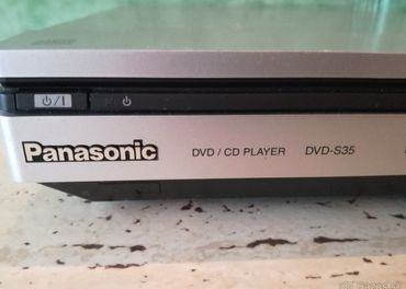 PREDAM DVD PREHRAVAC PANASONIC -