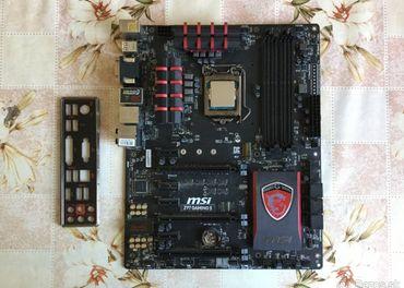 MSI Z97 Gaming 5 - socket 1150