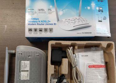 DSL Router TP-Link TD-WD