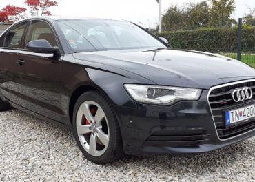 Audi a6 c7 quattro  3.0 tdi nová prevodovka a mechatronika