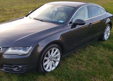 Predám nádhernú Audi A7 Sportback s odpočtom DPH