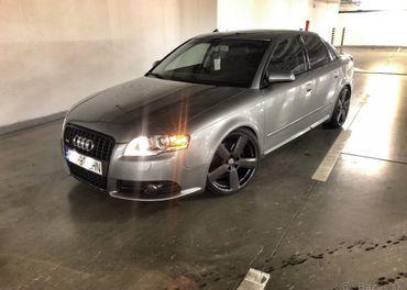 "Audi a4 b7, 2.0 tdi 103kw, manual 2005, sedan 19"""